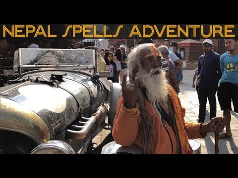 Nepal Spells Adventure (trailer)