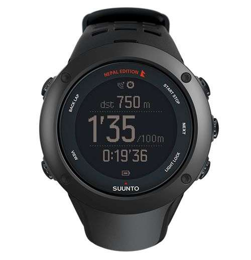 Suunto releases Ambit3 Peak Nepal Edition watch