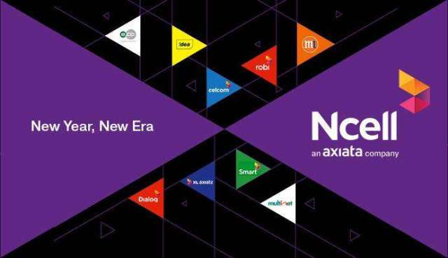 Ncell Axiata Roam Offer