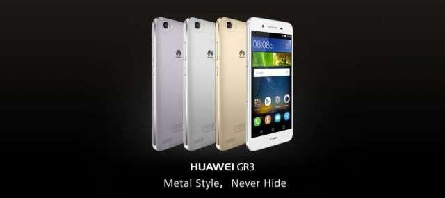 Huawei GR3 in Nepal