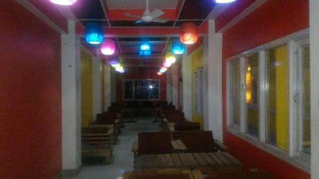 Cafe 99 and Gundruk Thakali
