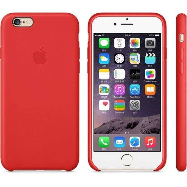 iPhone 7 & iPhone 7 Plus — Available in Special Edition RED