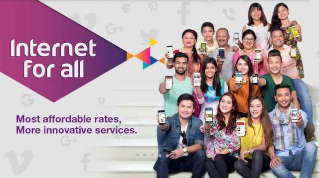 Ncell brings new attractive data packs under 'Internet for All'