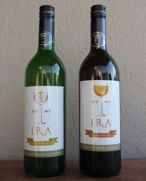Plum and pear Nepali Wine Launched