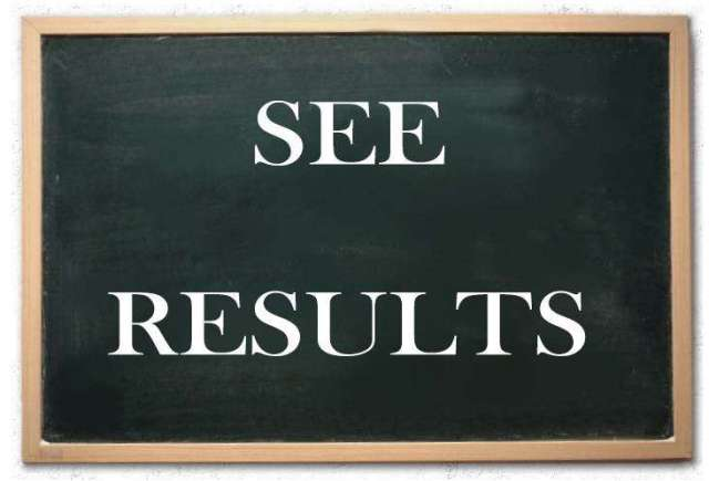 Secondary Education Examination (SEE)  results out