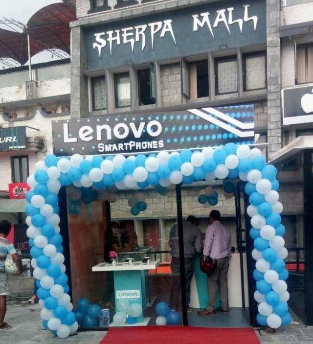 Lenovo opens Two Smartphone Studios