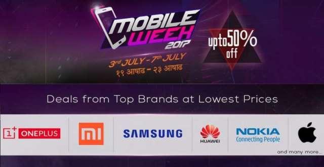 Kaymu Mobile Week