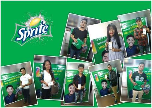 Sprite Announces its promo campaign winners (Now it's your turn)
