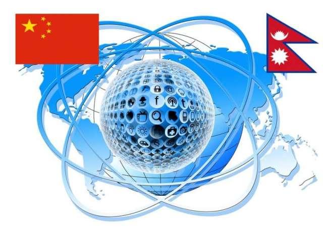 Nepal Starts Using Internet Service from China