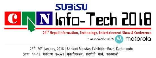 24th CAN Info-Tech Kicks off in Kathmandu