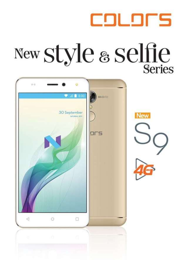 Colors Mobile launches S9 in Nepal