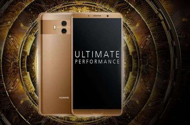 Huawei Mate 10 Pro Available in Nepali Market