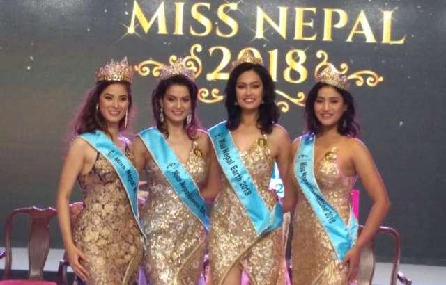 Hidden Treasure Miss Nepal 2018 pageant held