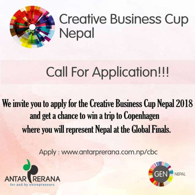 Creative Business Cup Nepal 2018