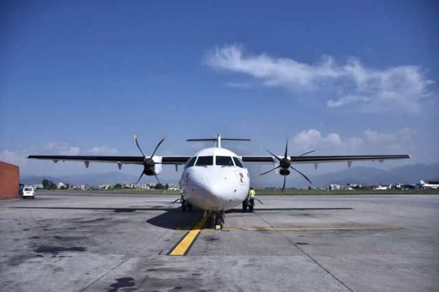 Yeti Airlines adds Another ATR in its  fleet