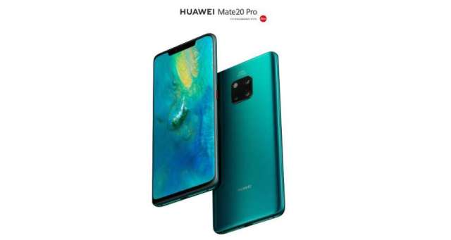 HUAWEI Mate 20 Pro launched in Nepal