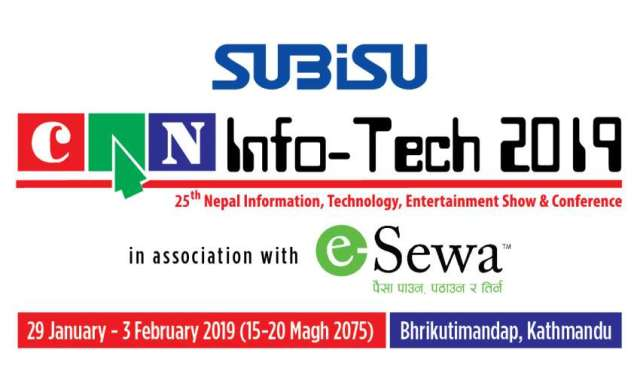 CAN InfoTech 2019 from Jan 29