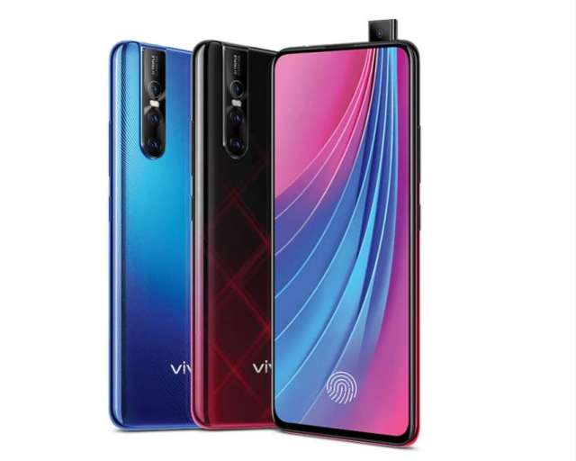 Vivo V15 Pro with 32MP Pop-up selfie camera & triple rear cameras launched