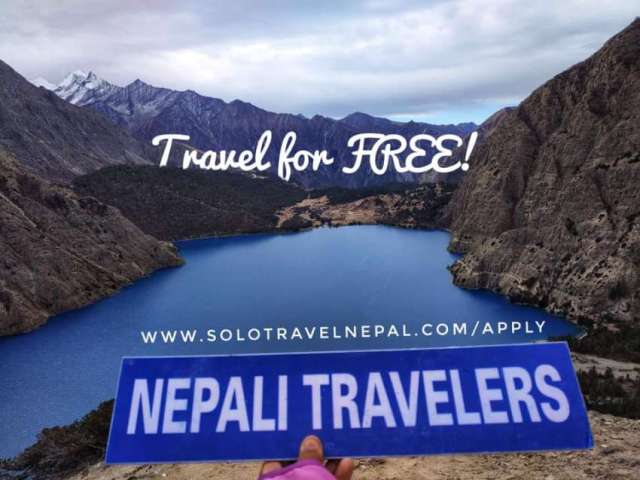 NepaliTravellers Announces Applications for Solo Woman Travel Challenge