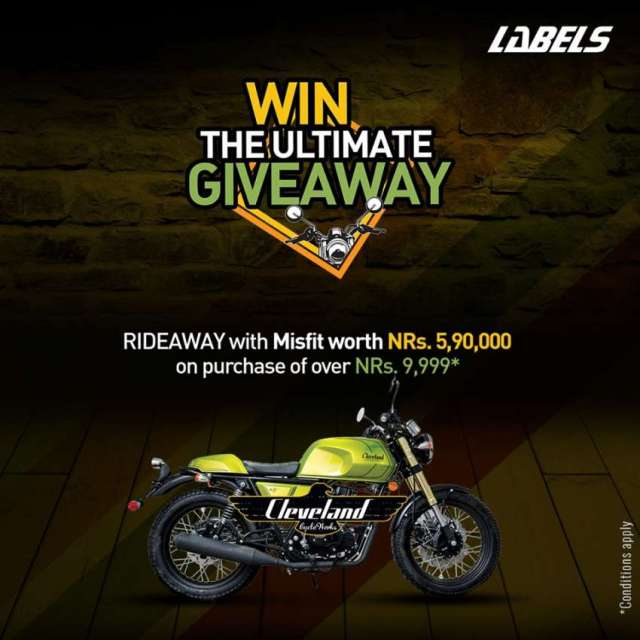 Labels Store Announces 'The Ultimate Giveaway' Campaign