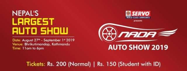 NADA Auto Show 2019 Kicks Off in Kathmandu