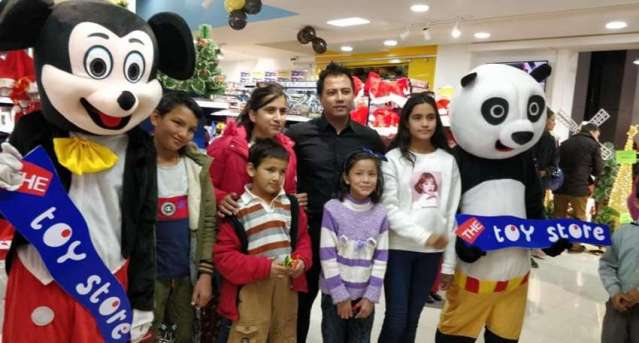 The Toy Store Opens New Outlet in Civil Mall