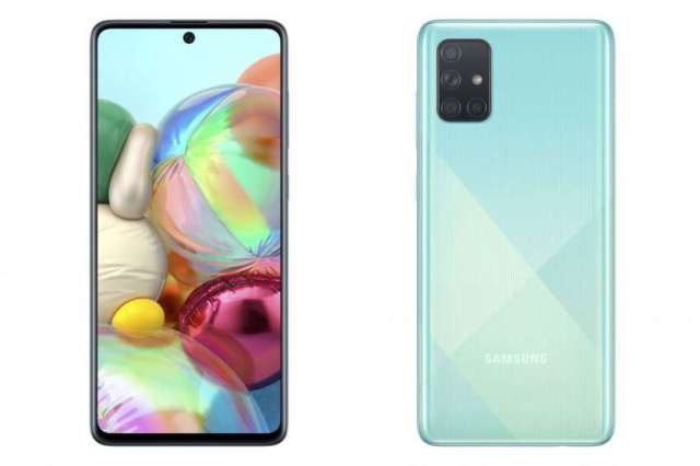 Samsung Launches New Galaxy A71 and Galaxy A51