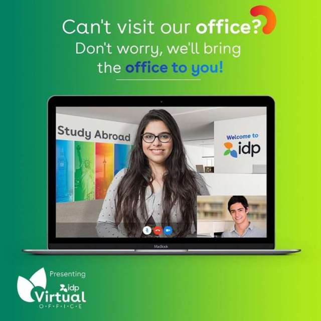 IDP Education launches its virtual office in Nepal