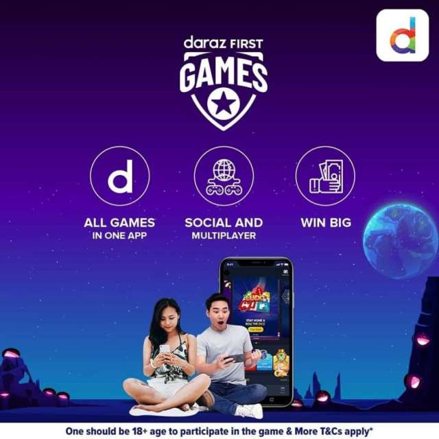 Daraz First Games (DFG) launched
