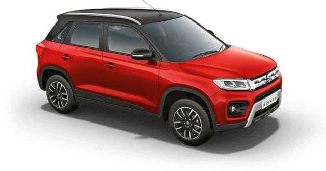 Suzuki launches new Vitara Brezza