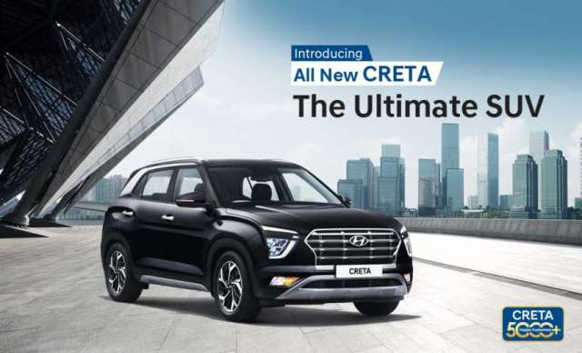 The All new Hyundai Creta launched in Nepal