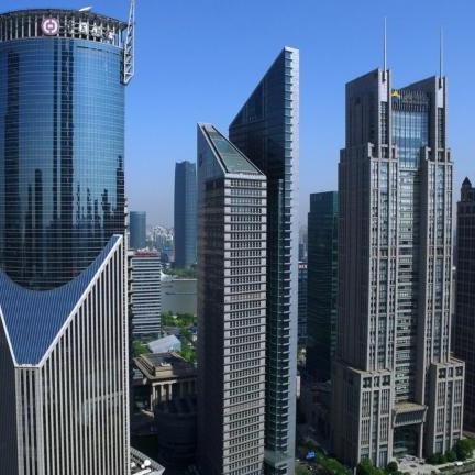 Lu Jia Zui Shanghai Financial China