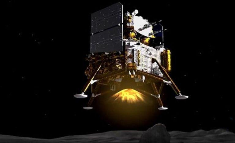 अन्तरिक्ष यान चन्द्रमा