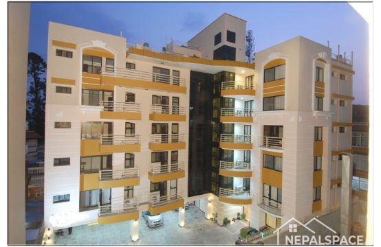 2BHK Luxurious Furnished Apartment with Serviced is on Rent