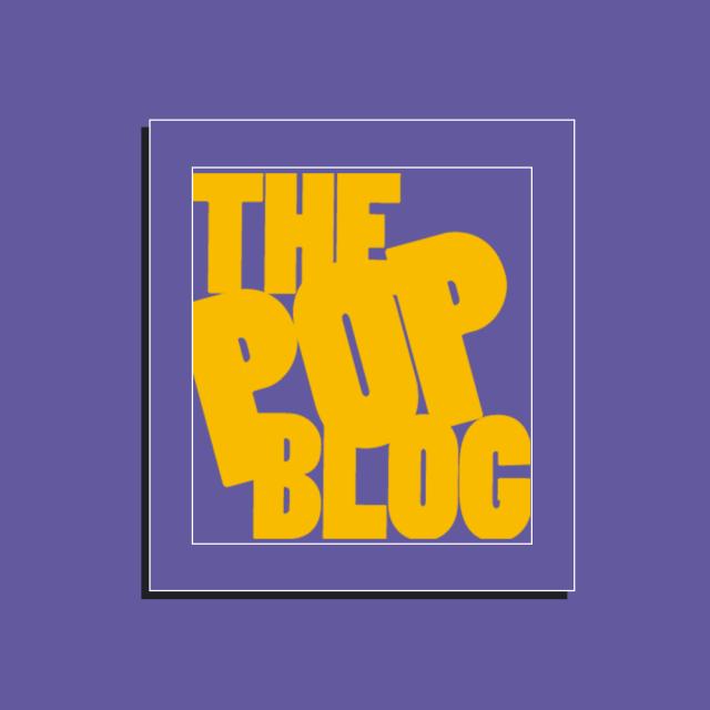 The Pop Blog