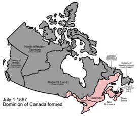 dominion of canada