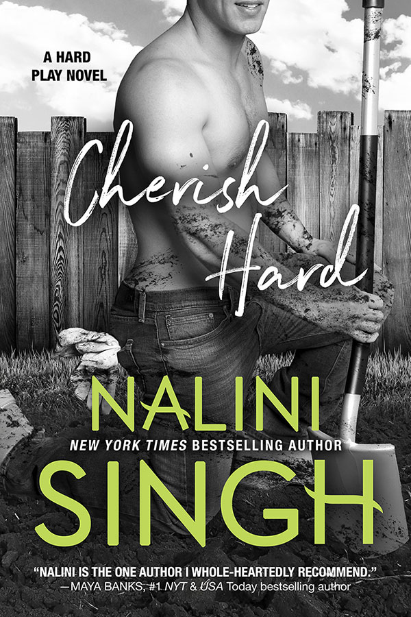 Cover for Nalini Singh's Cherish Hard