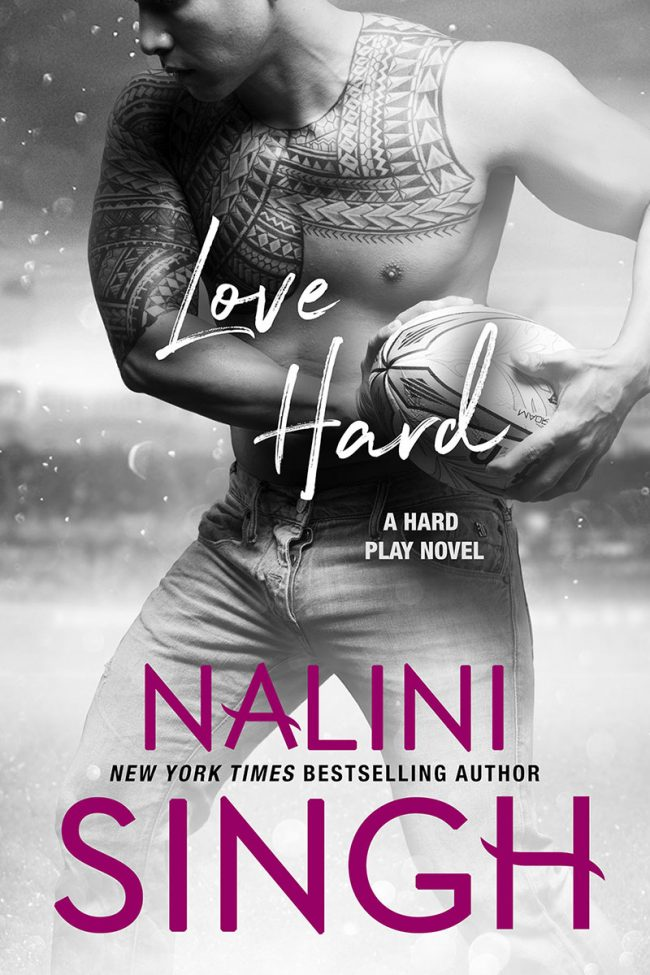 Love Hard Cover Art