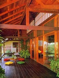 Interior Rumah Kayu : interior, rumah, Desain, Interior, Rumah, Nepiie134