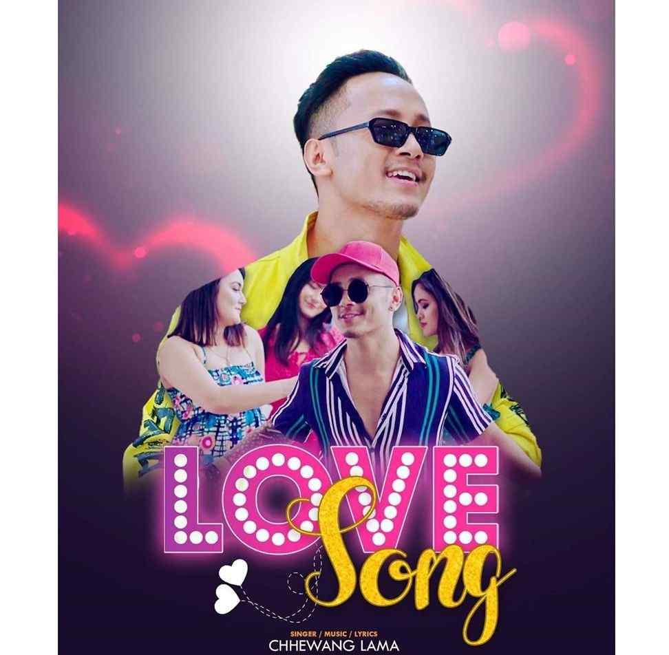 Love Song Lyrics - CHHEWANG LAMA | CHHEWANG LAMA Songs Lyrics Chords Tabs Mp3 | Neplych