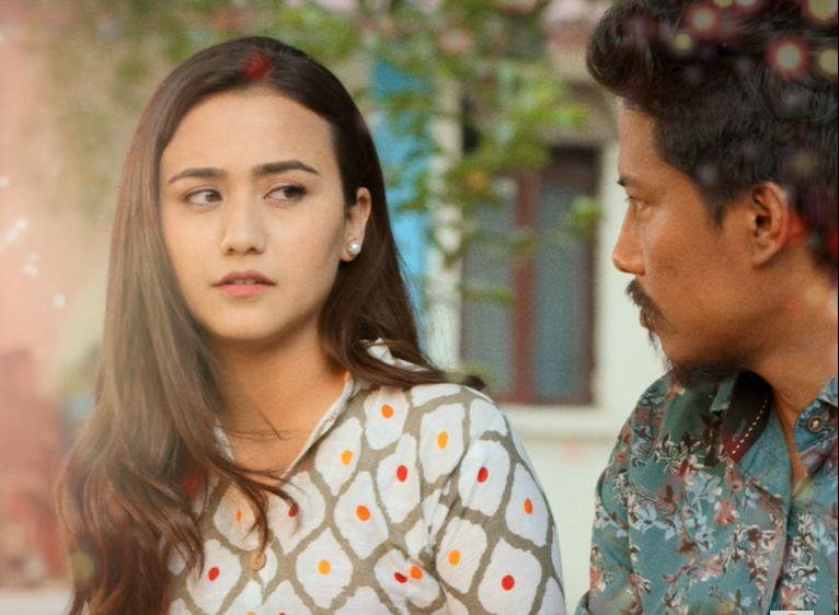 Saada Saada Lyrics – Ghamad Shere Movie Song | Nischal Basnet, Swastima Khadka | Prashant Subedi