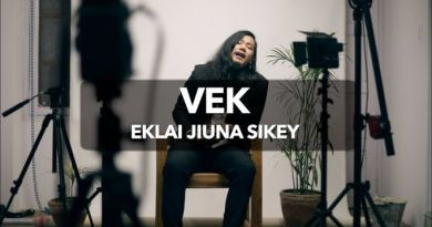 Eklai Jiuna Sikey Lyrics - VEK (Bibek Waiba Lama) | Latest Nepali Songs Lyrics, Chords, Mp3