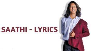 Saathi Lyrics – Swoopna Suman