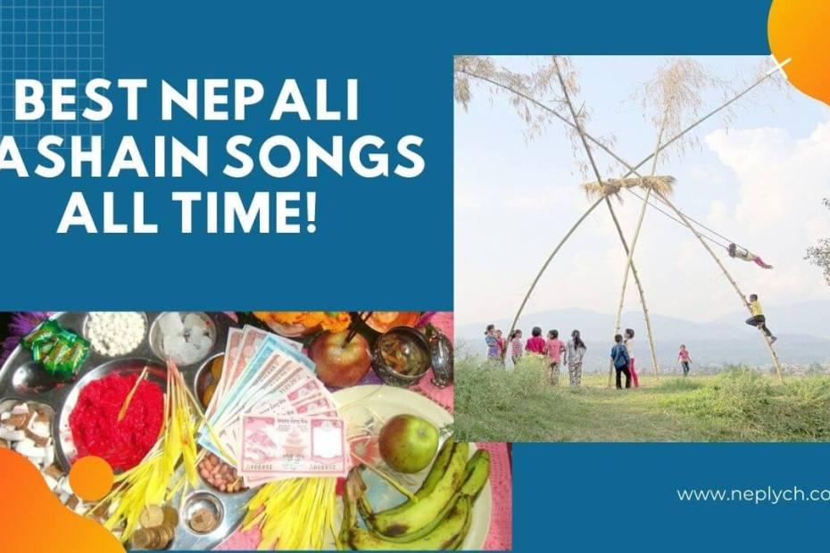 12 Best Nepali Dashain Songs All Time!