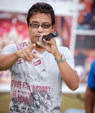 Deurali Ko Chautari Ma Lyrics - Sanjeep Pradhan