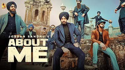 About Me Lyrics – Jordan Sandhu