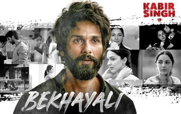 Bekhayali Lyrics – Sachet Tandon