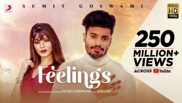 Feelings Lyrics – Sumit Goswami