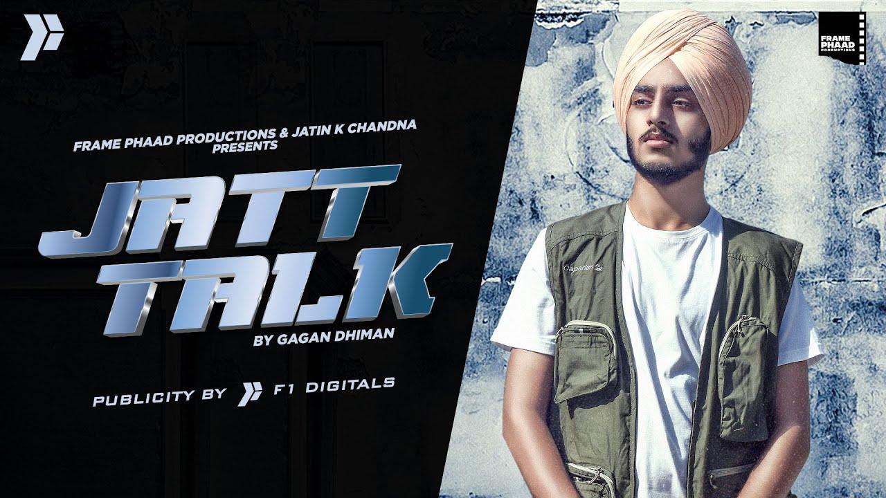 Jatt Talk Lyrics - Gagan Dhiman