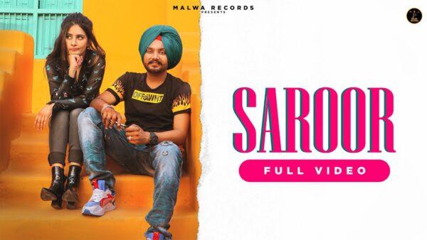 Saroor Lyrics – Davinder Bhatti